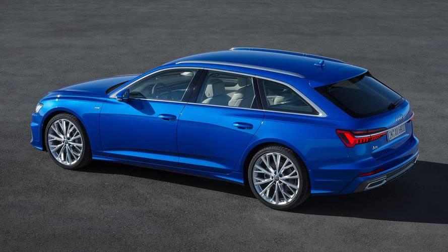 Nuova Audi A6 Avant, stile di famiglia