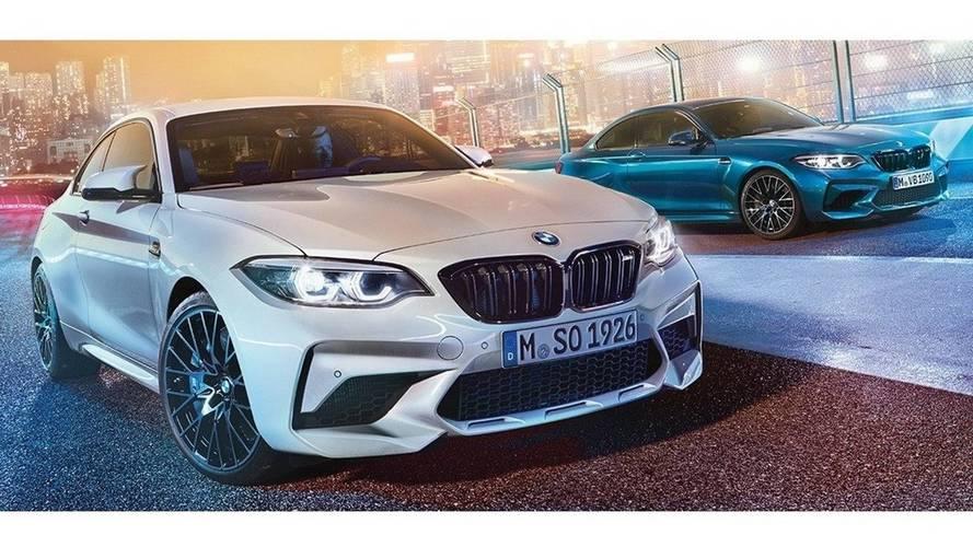 Kiszivárgott fotókon a 410 lóerős BMW M2 Competition
