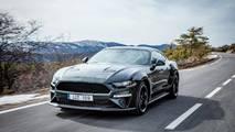 2019 Ford Mustang Bullitt Avrupa Versiyonu