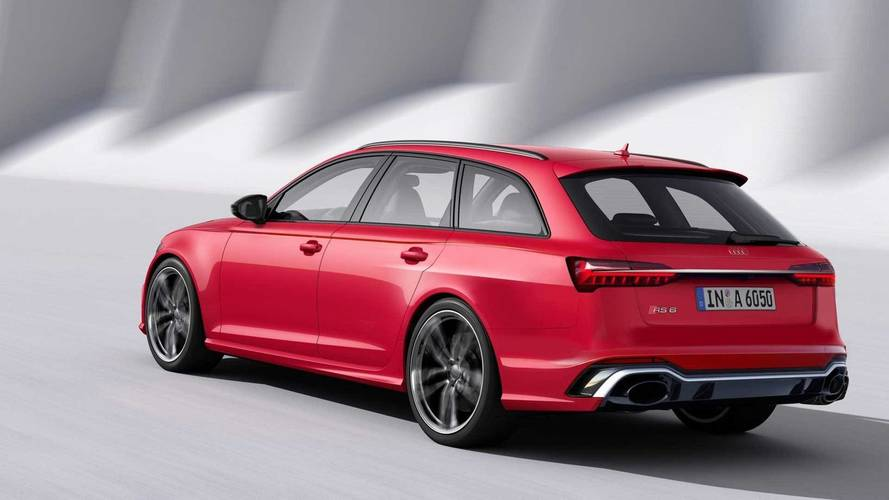 Next-Generation Audi RS6 Avant Renders