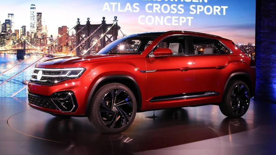 Volkswagen Atlas Cross Sport concept photo