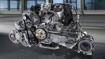 6 Cylinders - Porsche 3.8-liter Boxer