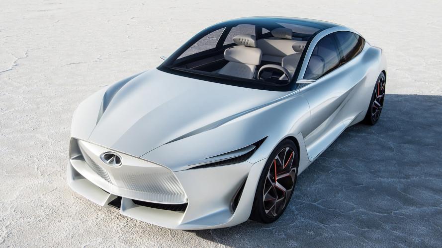 Infiniti, nel 2021 il primo modello elettrico