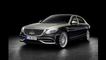 Mercedes-Maybach: Neuer Look