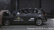 Nuova Fiat Tipo crash test 007