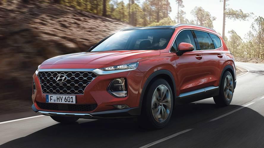 Nuova Hyundai Santa Fe 2018