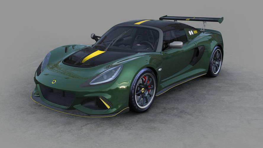 Lotus Exige Cup 430 Type 25, nel nome del padre