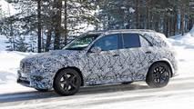 2020 Mercedes-AMG GLE 63 yeni casus fotoğraflar