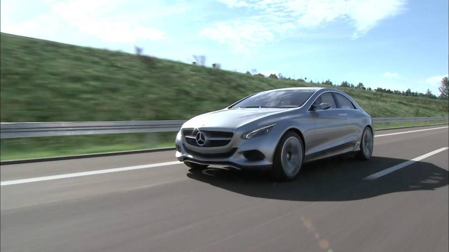 Mercedes Lists 5 High-Tech Features Available In Production Cars
