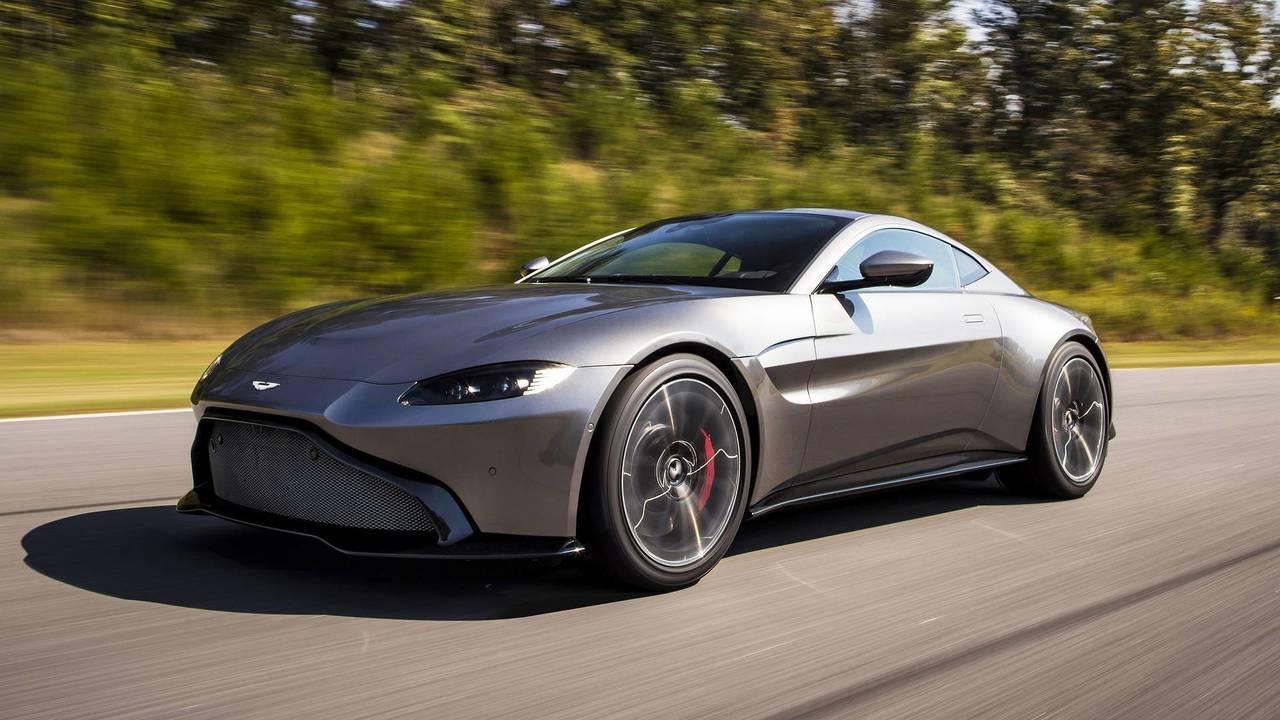 Aston Martin'lerin fiyat aralığı ne kadar?