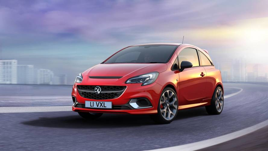 opel corsa gsi unveiled with sport chassis from opc version. Black Bedroom Furniture Sets. Home Design Ideas