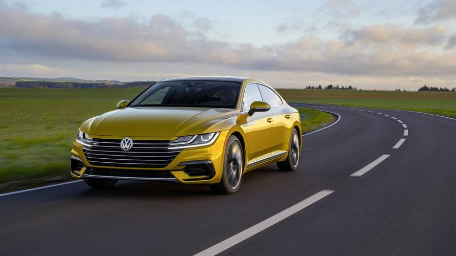 VW Brings Stylish R-Line Package To Arteon, Debuting In New York