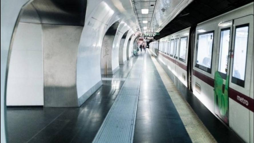 Terremoto Centro Italia, a Roma metro ferma ed evacuata