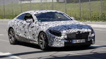 2014 Mercedes S-Class Coupe / CL-Class spy photo
