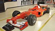 Exibición de los supercoches de Ferrari