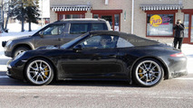2013 Porsche 911 Targa spy photo 14.03.2013 / Automedia