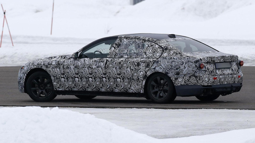 Next-generation BMW 7-Series spied for the first time