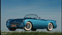 Chevrolet Corvette Blue Flame