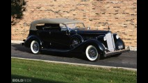 Packard Super Eight Dual Cowl Phaeton
