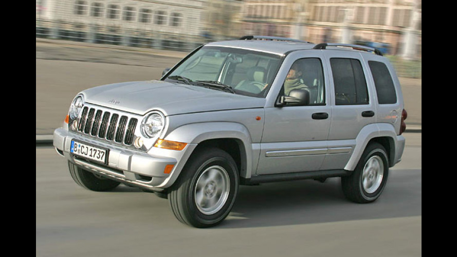 Test Jeep Cherokee Limited 2.8 CRD: Hübsch, breit und stark