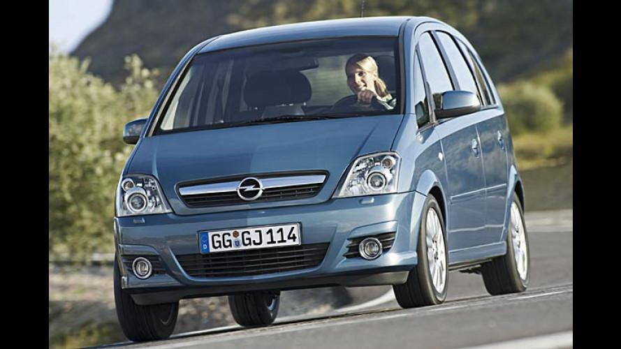 Opel Meriva: Details zur neuen Version des Kleinvans