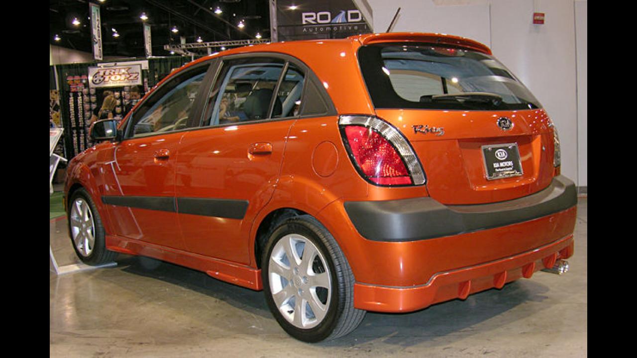 Kia Rio5 SX Concept
