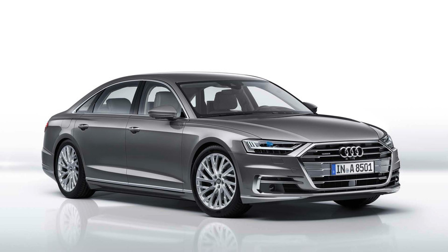 Audi A8 revealed: The flagship goes even higher tech