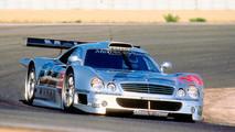 Mercedes-AMG CLK GTR