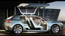 Salão de Genebra: Subaru também levará o Hybrid Tourer Concept