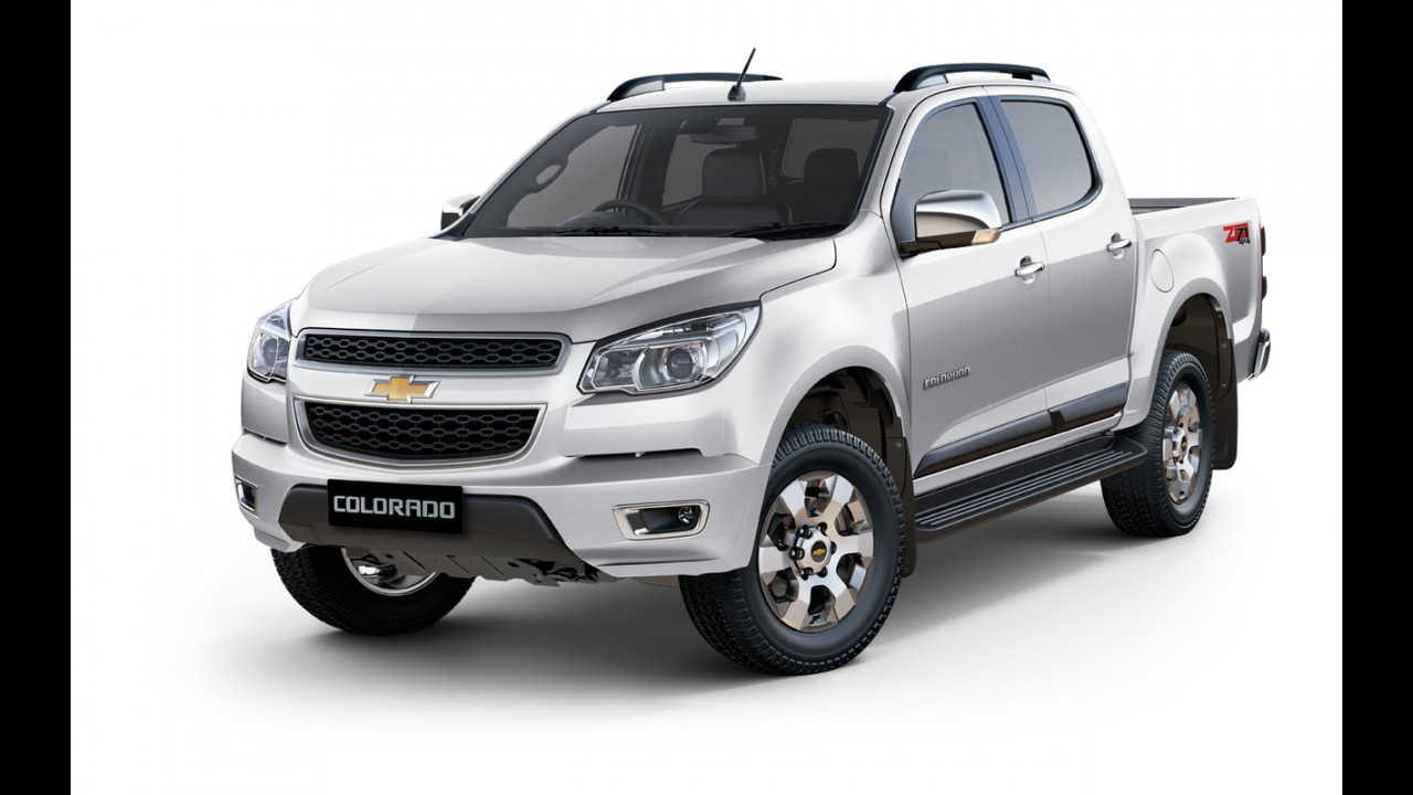 Salão de Moscou: Chevrolet apresenta picape Colorado para os europeus