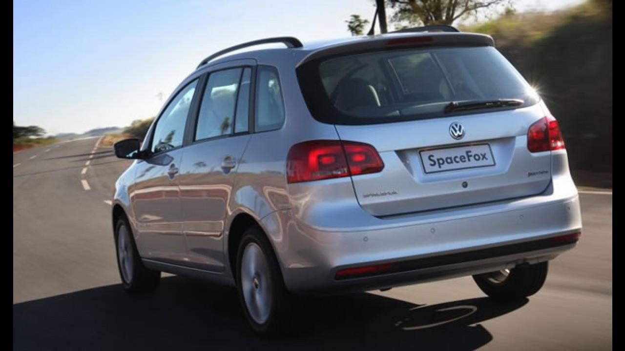 Volkswagen confirma produção da SpaceFox no Paraná