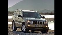 Jeep chama Grand Cherokee e Commander para recall mundial