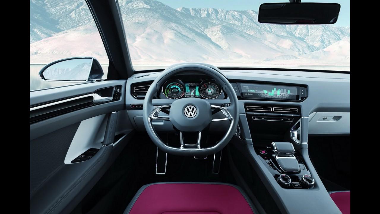 Volkswagen Cross Coupé Concept é a surpresa alemã para o Salão de Tóquio