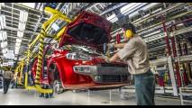 Fiat confirma férias coletivas para 2 mil funcionários em Betim