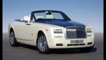 Rolls-Royce comemora 10 anos de produção do luxuoso Phantom