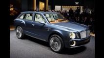 Mesmo após críticas, Bentley dá sinal verde para fabricação de SUV