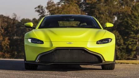 2018 Aston Martin Vantage yepyeni yüz ve 510 bg'le geldi
