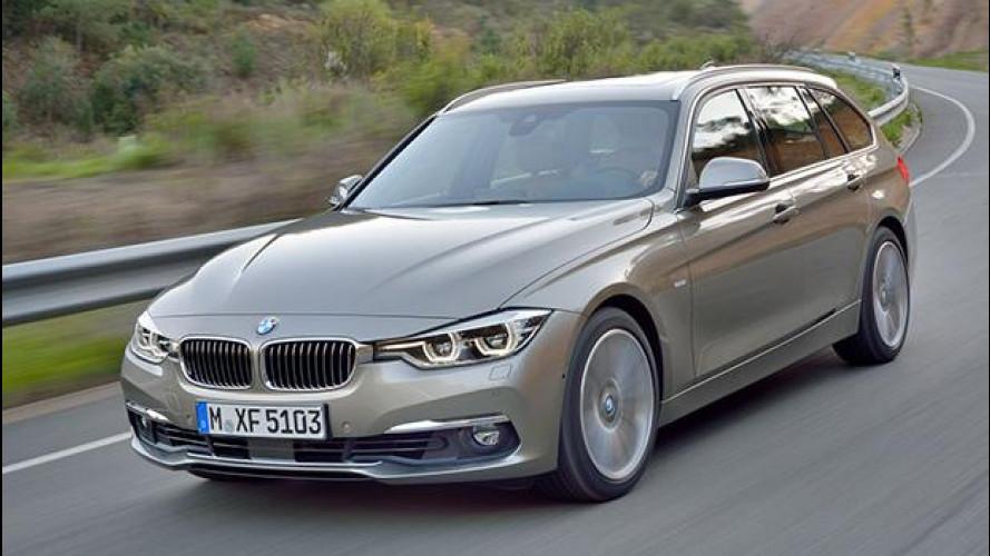 BMW Serie 3, il piacere di guidarla da 40 anni