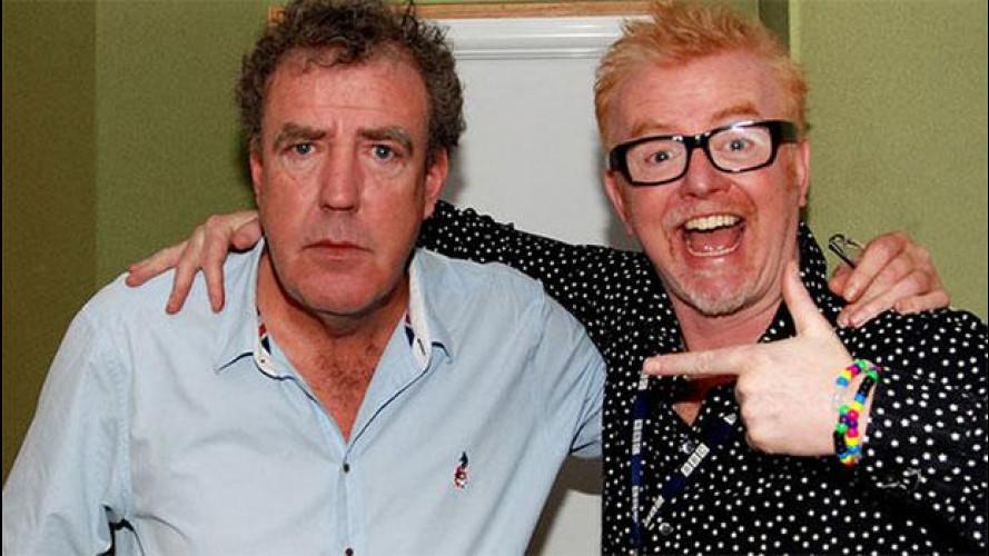 Top Gear: Chris Evans prende il posto di Jeremy Clarkson