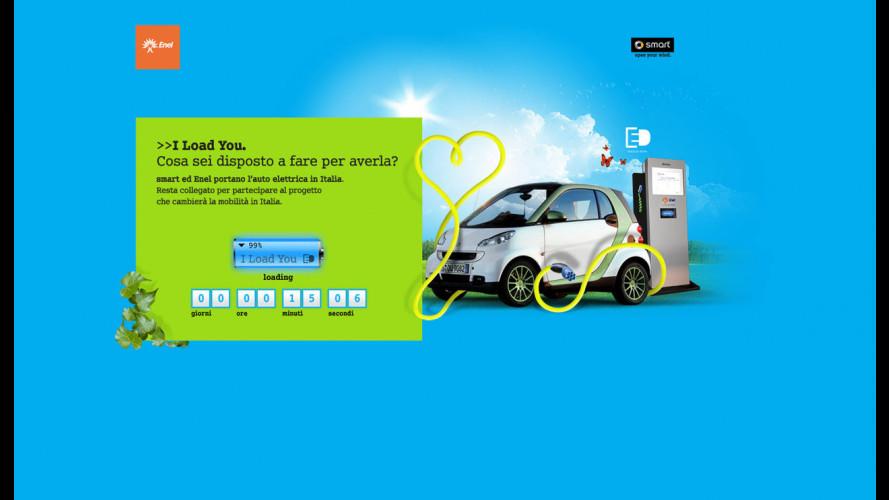 Al via le prenotazioni online di smart electric drive