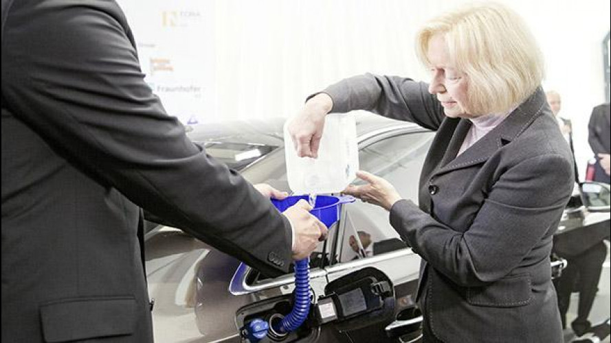 Audi e-diesel, il gasolio senza petrolio