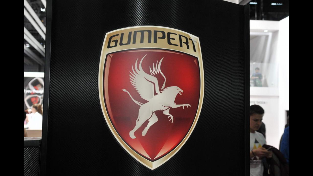 Gumpert al Salone di Ginevra 2014