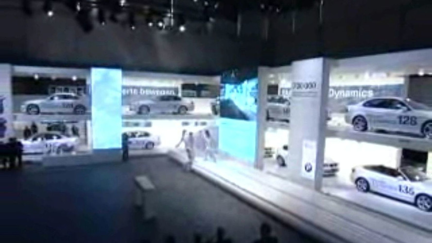 VIDEO: BMW Vision EfficientDynamics unveiling at Geneva