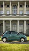 2017 Fiat 500 Anniversario