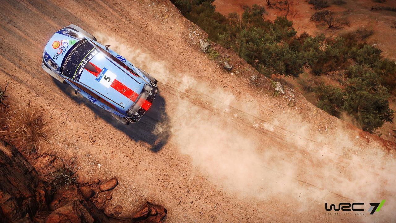 WRC 2017: el videojuego del mundial de rallies