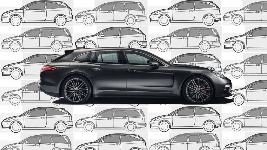 Porsche Panamera Sport Turismo: Is it a hatchback or wagon?