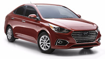 2018 Hyundai Accent world premiere