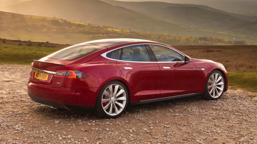 Deux Tesla Model S pour la police luxembourgeoise