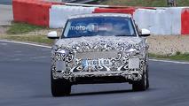Jaguar E-Pace casus fotoğrafları