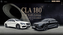 Mercedes-Benz CLA180 Star Wars Edition